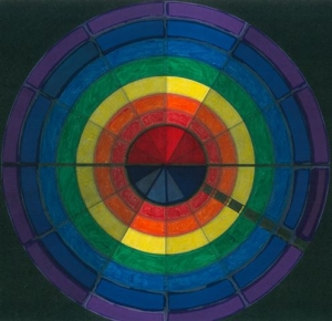 Colorwheel-drawn